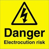 Electricity is deadly, always be extremely careful!