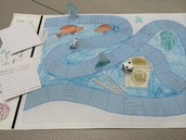 A 14th Goldfish-Inspired Board Game