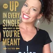 Megan Dashley, Exclusive Black Status Presenter