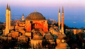 Religion and religious changes (Hagia Sophia)