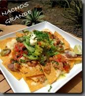 Nachos A la Mexicana Grande