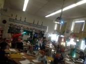 We love science!!!