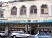Italian shop in Melbourne