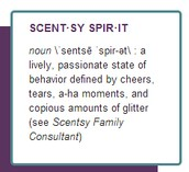 Scentsy Spirit