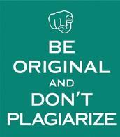 Be oringinal