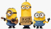 The Minions - The cutest creatures!
