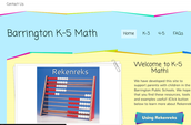 Math resources for families