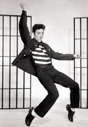 Elvis' Influences