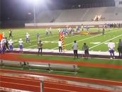 JV Football vs. Adamson 22-6 WIN
