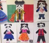 ¡Pandas culturales!