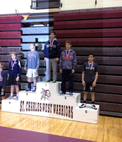 Eric Mayfield 5th Place