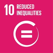 Partnership with the UN for Sustainable Development Goal #10 - Reduced Inequalities