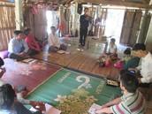 Khoa, teaching doctrine to another church group.