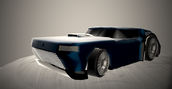 Modelling, Texturing and Rendering a Vehicle