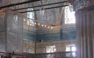 Blau Moschee!