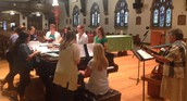 Do you like to sing?                                       Do you play an instrument?                       Our Church Choir is for you!