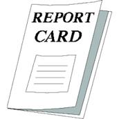 Tarjetas de calificaciones