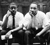 martin luther king and ralph abernathy