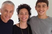 La familia de Jorge Ramos