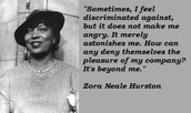 Happy Birthday Zora Neal Hurston: January 7, 1891