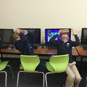 Taking a virtual trip to explore different biomes with Google Expedition!!