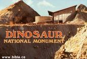 TheDinosaur National Monument