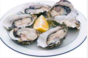 Oysters (Raw Shellfish)