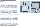 Facebook als politie?