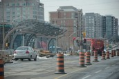 Construction on Highway 7