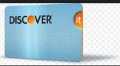 Discover It For Students Card