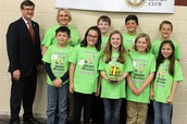 Robo Racers Take Second in Teamwork