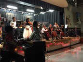 Well done strings students!
