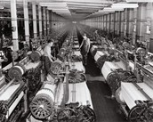 Flannel Mill developed in the Industrial Revolution
