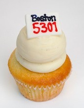 Marathon Monday is April 17th! Find something SWEET from start to finish! From personalized cupcakes with your runner's bib number to marathon route towns, run to any Sweet store to celebrate!