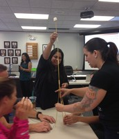 Marshmallow Towers!