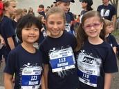 Mayor's Marathon Challenge... Girl Power!