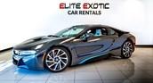 BMW I8 / $1,299 1 DAY RENTAL