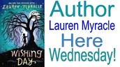 Author Visit on Wednesday, May 4