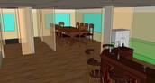 1st Floor Interior