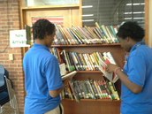 New books and e-books added to the WMS media center