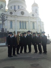 Участие в Дне православной книги