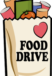Thanksgiving Food Drive - NEW