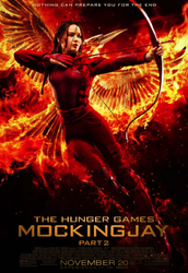 MOCKINGJAY PART II ADVANCED SCREENING