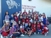 ASB Leadership igniting school spirit