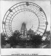 The Ferris Wheel of 1893