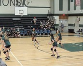 Volleyball is in full swing!