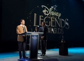Disney Legend Award 2015