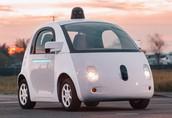 Google XE Self Driven Car