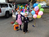 UP with Trunk or Treat