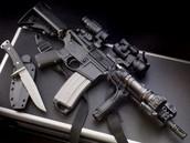 many guns!!